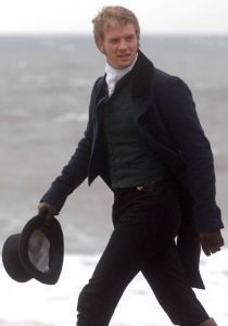 Rupert Penry Jones como Captain Wentworth ~ Persuasion (2007)