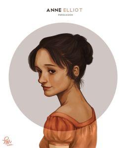 Anne Elliot- Persuasión