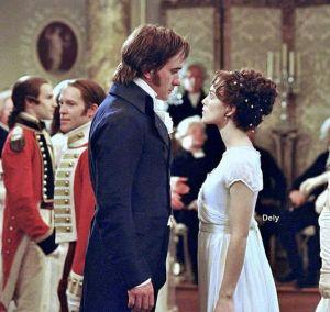 Mr. Darcy y Elizabeth