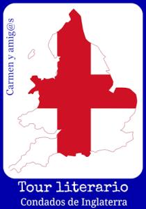Reto: Tour literario. Condados de Inglaterra. Organizado por Carmen Forján