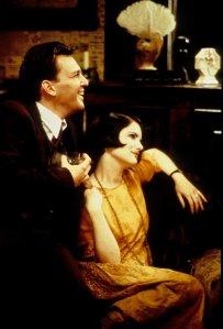 Escena de la película la Sra Parker y el Círculo Vicioso. Dirigida por Alan Rudolph