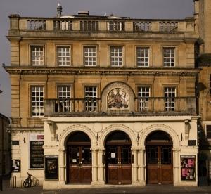 Teatro Real- Bath