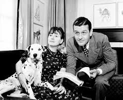 Dorothy Parker y Alan Campbell