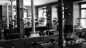 Café Gijón- Madrid