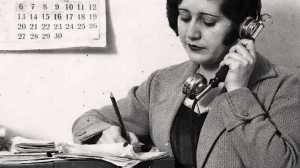 Josefina Carabias. una de las primeras mujeres periodistas en España