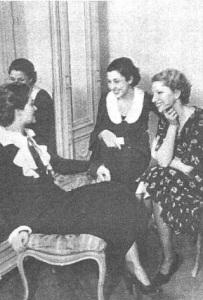 Magda Donato, Luisa Carnés y Josefina Carabias, periodistas de la Segunda República