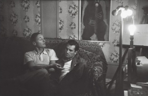 William Burroughs y Jack Kerouac